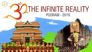 Ohm The Infinite Reality | Pooram 2019 | Gopi Sundar Music Production Hub