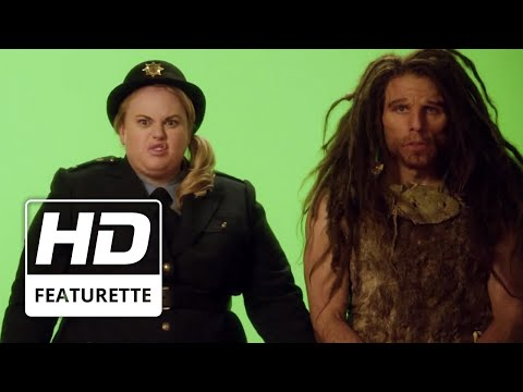 Night at the Museum: Secret of the Tomb | 'Improv Piece' | Official HD Featurette 2014