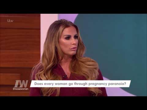 Katie Price Recounts Her Daughter Bunny's Birth | Loose Women