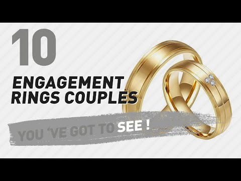 Engagement Rings Couples Top 10 Collection 2018