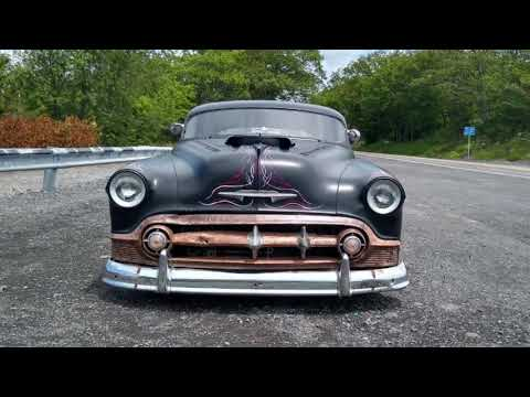 """'53 Chevy Ratrod """"SINISTER """""""