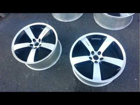 SRT8 wheels for sale - 1