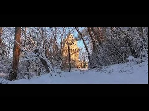 Canon : Normafa in winter 2018. ( 1080P )