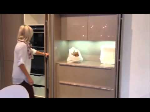 Ralph Winter Kitchens Pocket Door Youtube
