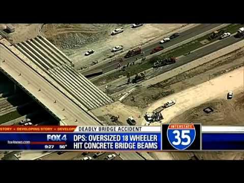 Arlington man in deadly TX bridge accident ID'ed