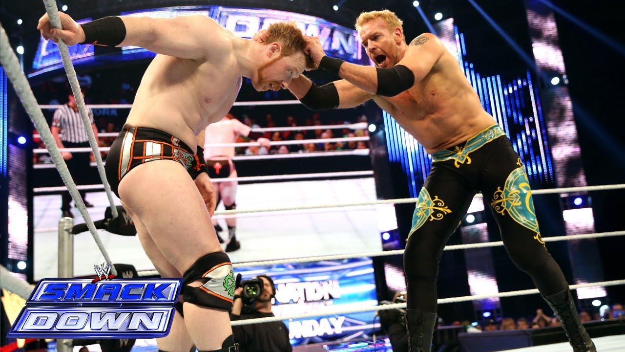 Sheamus vs. Christian: SmackDown, Feb. 21, 2014 - YouTube