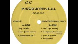 oc- My world instrumental