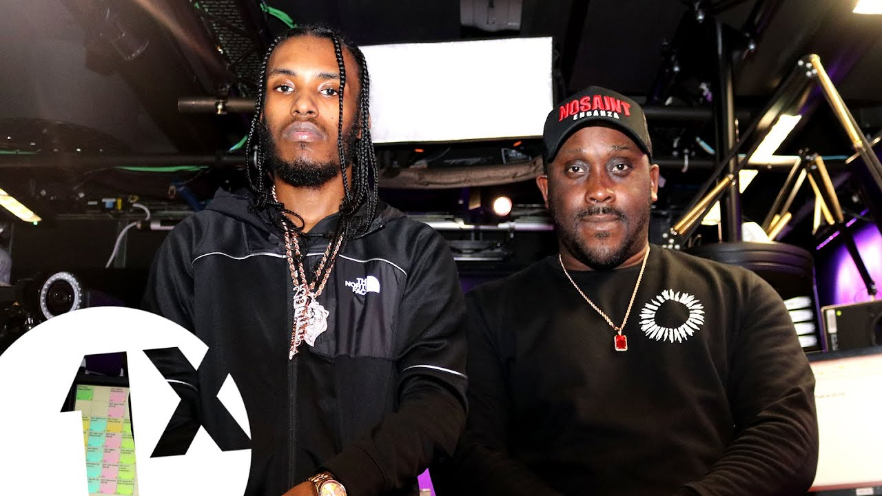 Zee Stack - Voice Of The Streets Freestyle W/ Kenny Allstar on 1Xtra