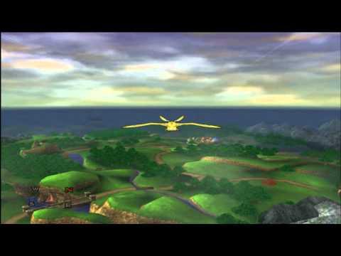 Let's Play Dragon Quest VIII #116 Heavenly Flight