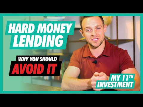 Why I STOPPED Lending Hard Money | Real Estate Investing | Hard Money Loan