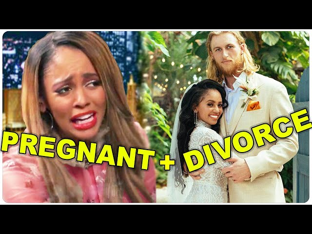 Vanessa Morgan PREGNANT & DIVORCED What Happened?