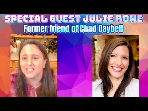 Come Chat With Special Guest Julie Rowe (former Friend Of Chad Daybell) 4pm EST