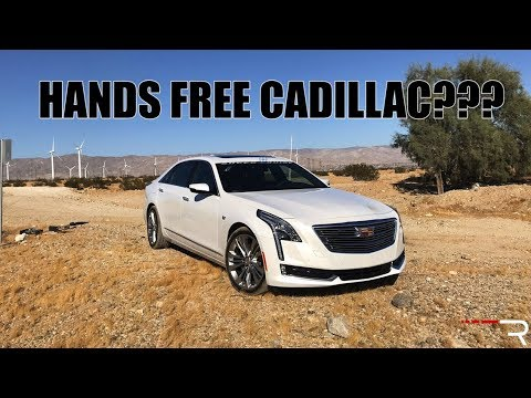 Download Youtube: 2018 Cadillac CT6 3.0TT – True Hands Free Interstate Driving!