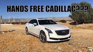 2018 Cadillac CT6 3.0TT – True Hands Free Interstate Driving! thumbnail