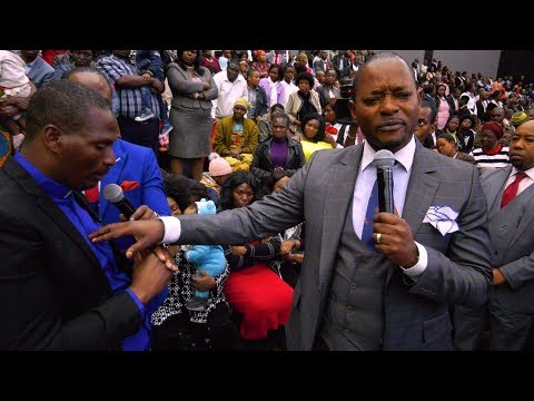 UNBELIEVABLE: FAKE PASTOR EXPOSED in AMI - Accurate Prophecy with Alph LUKAU
