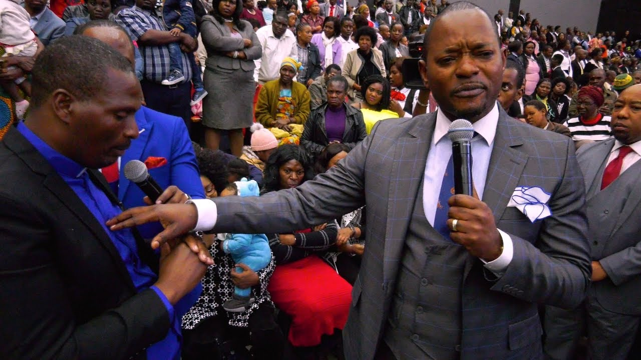 Download FAKE PASTOR EXPOSED in AMI | Accurate Prophecy with Alph LUKAU