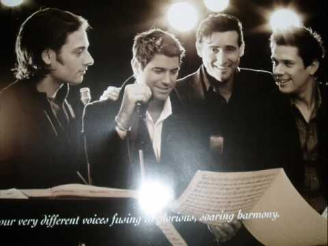 Il divo se que puedo volar i believe i can fly youtube - Il divo i believe in you ...