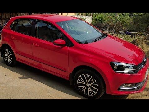 Volkswagen Polo 2017 AllStar Review -  India