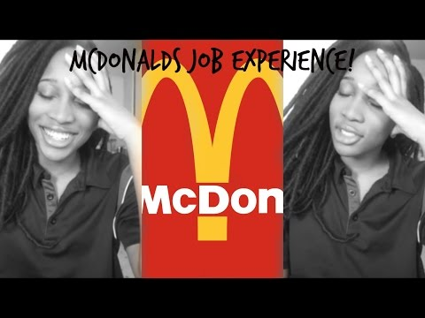 Working at Mcdonalds | pros and cons.