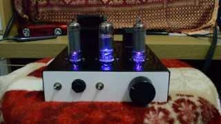 test 6aq5 se nfb klipsch rb10 loudspeaker