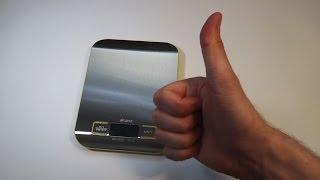Электронные кухонные весы(, 2015-04-25T14:39:03.000Z)