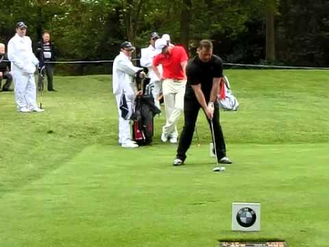 Darren Gough - BMW Wentworth Pro Am 2013
