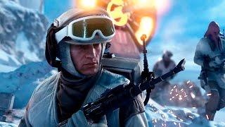 Star Wars Battlefront — Атака шагоходов | ГЕЙМПЛЕЙ
