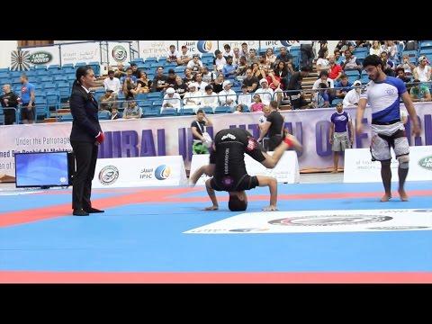 UAEJJF Dubai Open Jiu Jitsu Championship 2015 Highlights