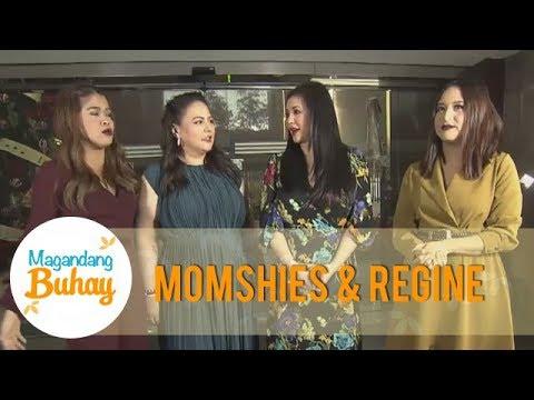 Magandang Buhay: Momshies tour Regine on ABS-CBN