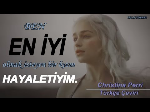 Christina Perri - The Lonely (Türkçe Çeviri) /Sad Multifemale/