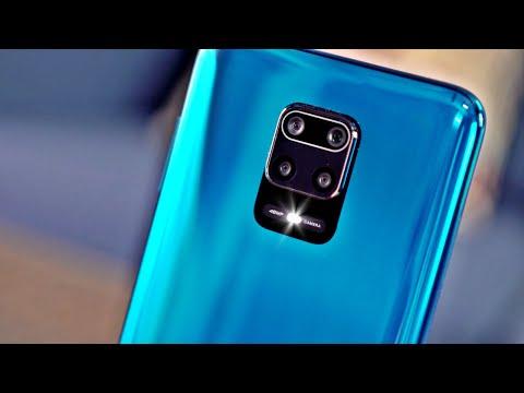 Xiaomi Redmi Note 9S Camera Review