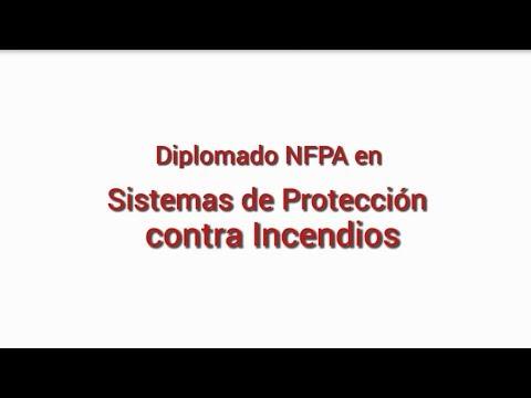 Diplomado nfpa en sistemas de protección contra incendios thumbnail