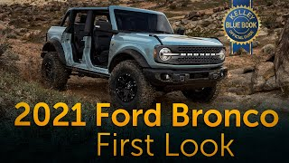 2021 Ford Bronco | First Look YouTube Videos