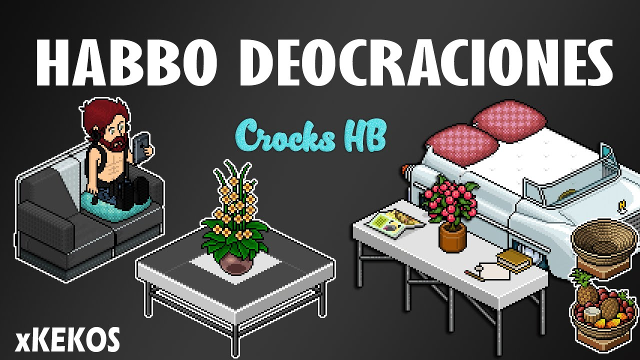 Decoraciones para tu casa en habbo 7 youtube for Decoraciones para tu casa