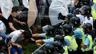 Hong Kong Democracy Protests - The What, The Where And The Why - Truthloader