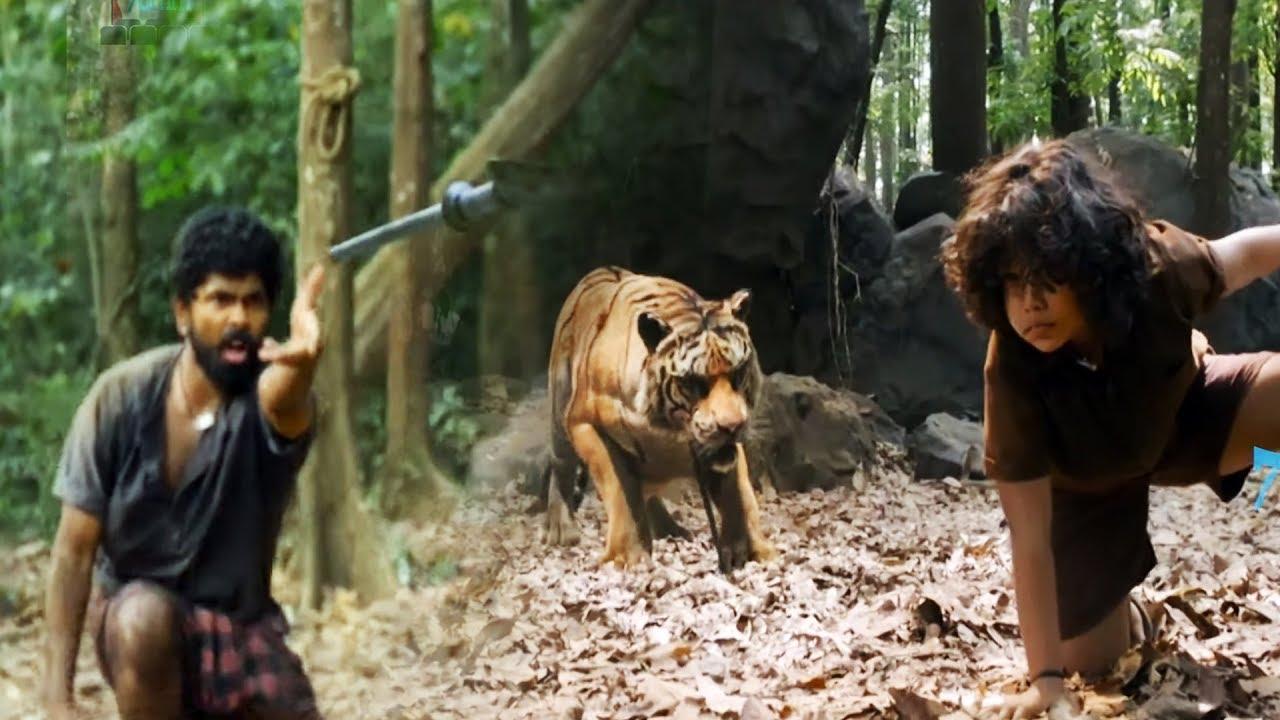 Download Mohanlal Ultimate Movie Action Scene | Telugu Movie Scenes  | 70MM Movies