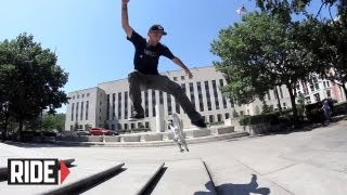 Go Skateboarding Day - Washington DC with Chris Haslam, Tony Hawk, Anthony Shetler, and More!