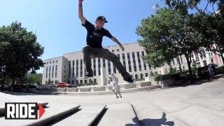 Go Skateboarding Day - Washington DC with Chris Haslam, Tony Hawk, Anthony Shetler, and More!
