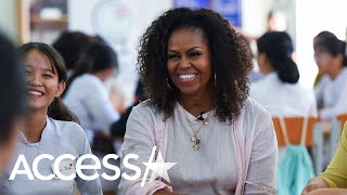 Michelle Obama And Julia Roberts Visit Vietnam School For Powerful Reason