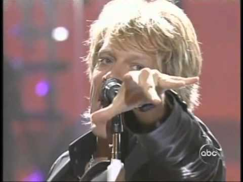 Bon Jovi World Music Awards 2005