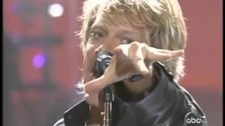 Bon Jovi World Music Awards 2005