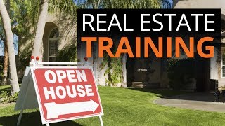 Real Estate Training - Open Houses