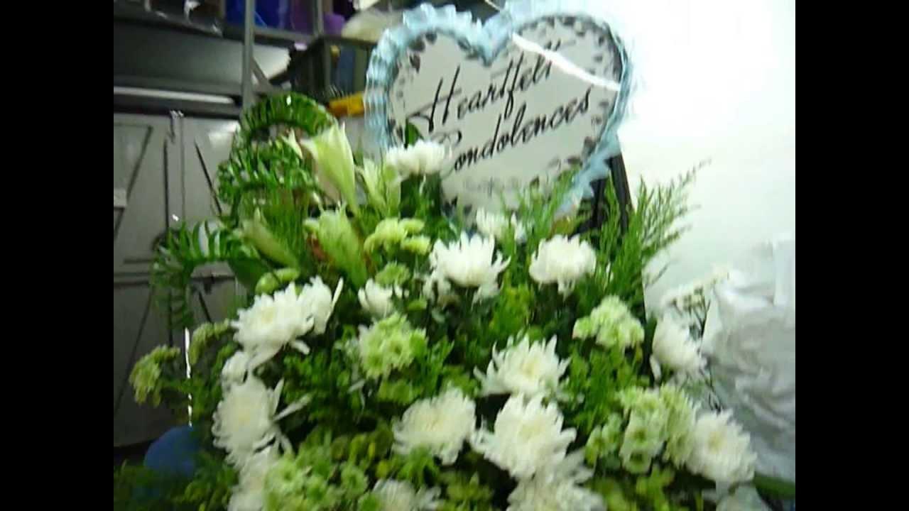Sympathy flower arrangements sympathy flowers singapore florist sympathy flower arrangements sympathy flowers singapore florist izmirmasajfo