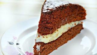 """Crazy cake,или """"Сумасшедщий пирог"""".Невероятно вкусный,дешевый и простой!!"""