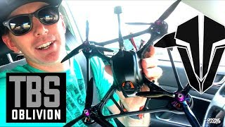 TBS OBLIVION - THE UNBREAKABLE DRONE - Honest Review & Flights