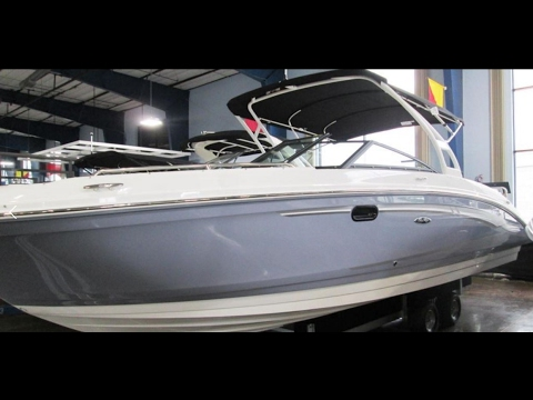 2017 Sea Ray 270 Sundeck Outboard Boat For Sale at MarineMax Clearwater