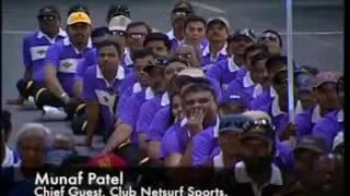 Speech of munaf patel