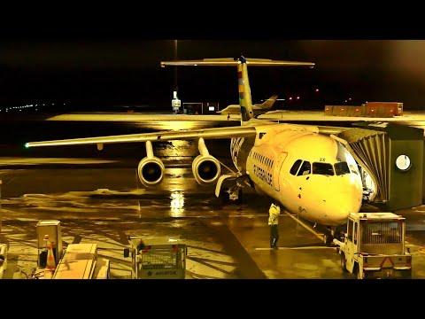 BRA Braathens Regional, Sweden's AMAZING Little Airline: Gothenburg to Stockholm-Bromma