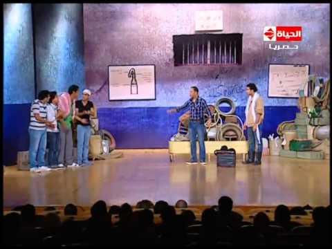 تياترو مصر - مسرحية ' جماعة منحلة ' بتاريخ 18-4-2014