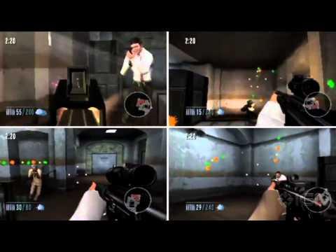 GoldenEye 007 Wii: Launch Trailer
